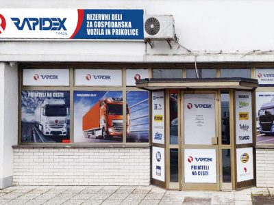Rapidex Trade u Sloveniji – Prva poslovnica u EU