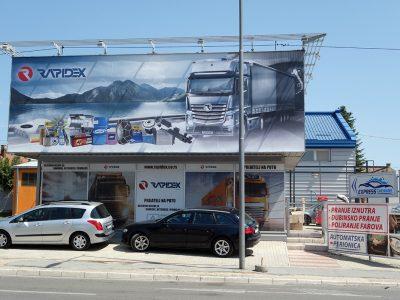 Sve za komercijalna vozila na severu Bačke