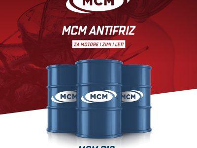 MCM antifriz za svaku preporuku