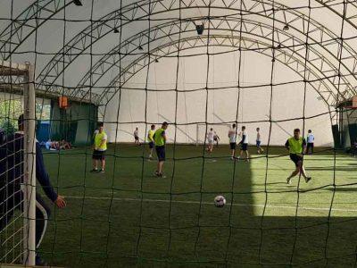 Mali fudbal za malu Lanu