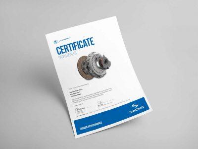 Rapidex Trade sertifikovani SACHS diler